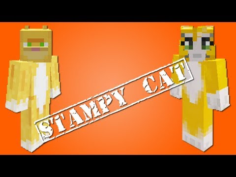 There Is Only One Stampy Cat