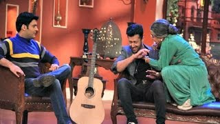 Atif Aslam In Comedy Nights With Kapil 7th December 2014