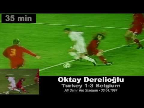 The Very Best Slalom Goal Ever - Oktay Derelioglu