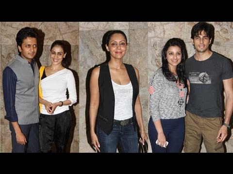 Bombay Talkies Special Screening | Gauri Khan, Parineeti Chopra, Ritesh Deshmukh