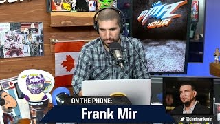 Frank Mir Requests His Release From the UFC