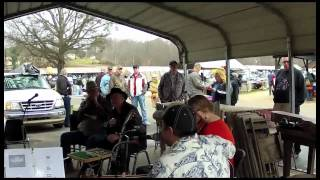 Pickens Flea Market Old Time Jam Band