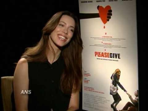 REBECCA HALL ANS PLEASE GIVE INTERVIEW