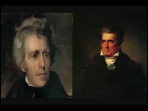 henry clay john c calhoun and John c calhoun, father of  in 1843 he served as secretary of state in the final year of the administration of john tyler calhoun,  henry clay and daniel.
