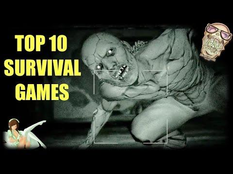 Top 10: SURVIVAL Games - Überleben ist alles! [#NerdRanking]