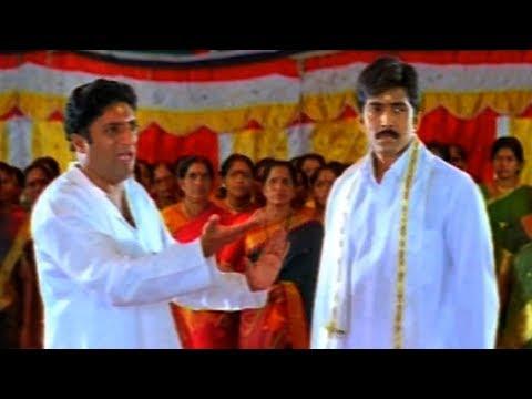 Vadde Naveen & Prakash Raj Best Climax Scene | Telugu Super Hit Movie Scene | Volga Videos