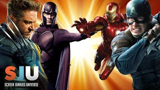 Marvel May Be Getting The X-Men Back for the MCU - SJU