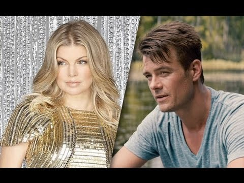 Josh Duhamel Confirms That Fergie is Pregnant With Their First Child!