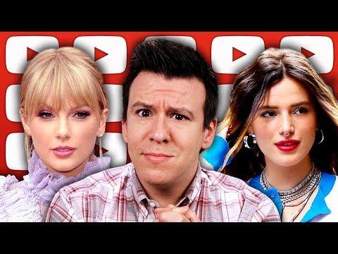 "Download Lagu  The Taylor Swift ""You Need To Calm Down"" Backlash, Bella Thorne, Hong Kong Extradition, & Iran Mp3 Free"