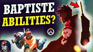 Overwatch - BAPTISTE Analysis & Abilities Speculation (New Hero 30)