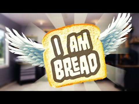 LAWNMOWER TOAST | I Am Bread #5