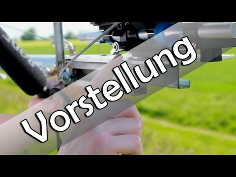 Kamerakran Eigenbau / Camera Crane - Do It Yourself (DIY) - Vor