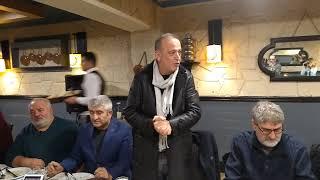Ataşehir belediye başkanı Battal İlgezdi Yerel basın ile