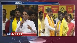 టీడీపీలోకి నందీశ్వర్ గౌడ్ | Nandeshwar Goud  joins TTDP