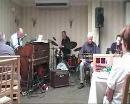 Mike Carr Trio at Market Harborough