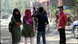 BANGLA LOVE PROPOSAL NEW PRANK 2017!!বাংলাদেশি অপরিচিত মেয়েদেরকে প্রপোজ !! PranK EntertainmenT!!