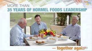 Hormel Chili, Spam, & Dinty Moore Beef Stew: \