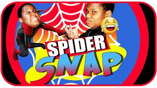 Spiderman vs Bredda - Last Mango Wars - Vine #2 -  [Likkle Wizzies Comedy]