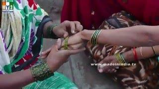 WORLD FAMOUS AND POWER FULL TULJA BHAVANI Green Bangles |  Bangle Seller | Tuljapur