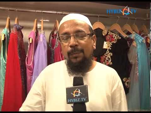 Haji Abdul Karee Speaks at Pakeeza Aanchal Store Launch