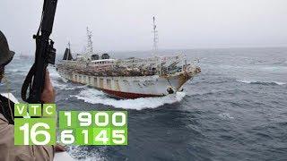 Phản đối tàu Trung Quốc xua đuổi ngư dân Việt Nam | VTC16