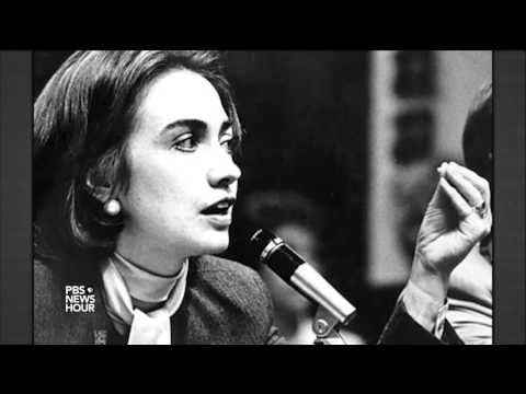 'Driven' Hillary Clinton's call to public service came early