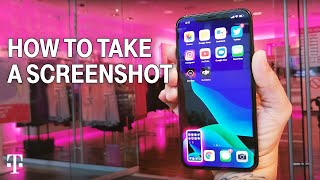How to Take a Screenshot on an iPhone or Android Phone | T-Mobile