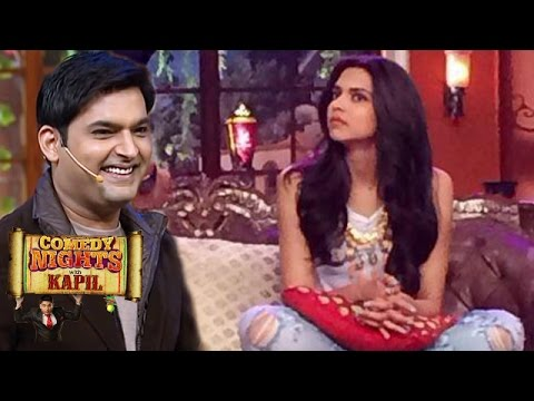 Deepika in Comedy Nights With Kapil Dailymotion Comedy Nights With Kapil