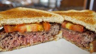 download lagu Louis' Lunch Burger Recipe gratis
