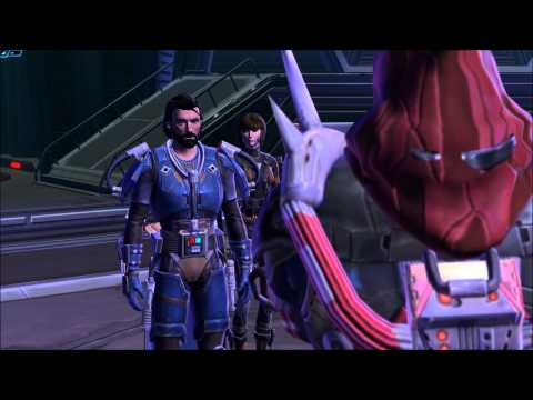 SWTOR - Rise of the Hutt Cartel Intro - with Bounty Hunter