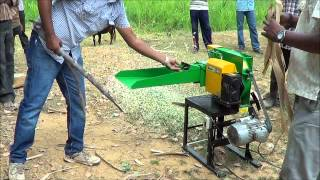 TRAPP - Animal Ration Shredder ES 400 & ES 600