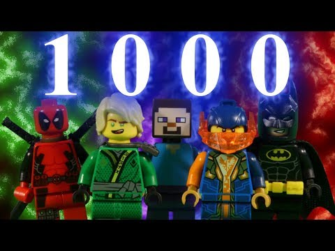 COOPERACE PRODUCTIONS 1000TH VIDEO