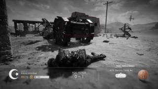 Battlefield™ tank surprise