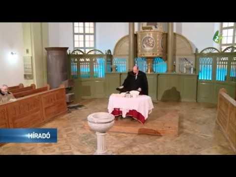 Református húsvéti istentisztelet