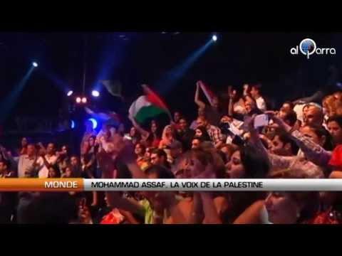 Mohammad Assaf, voix de la Palestine