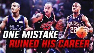 What Happened to Jay Williams? From Duke NCAA Tournament Hero to Chicago Bulls NBA Draft Bust Story