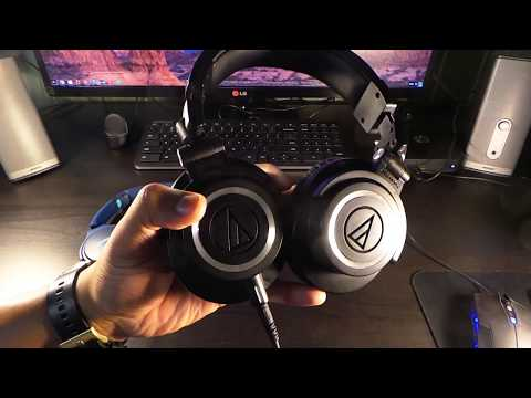 Bose True Sound vs ATH M50X  ( May the best headphones win )