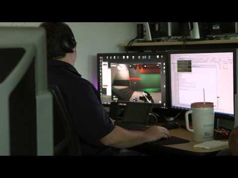 Gameplay do novo Unreal Tournament em Team Deathmatch