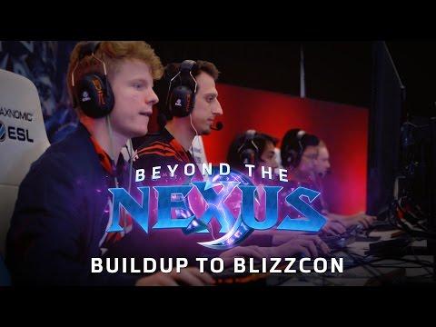 Beyond the Nexus Ep 18 - Buildup to BlizzCon