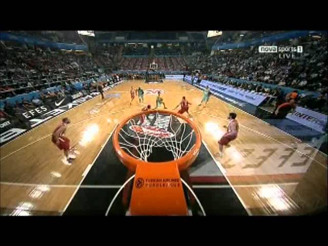 Kostas Papanikolaou - Euroleague Final 4 - Defense