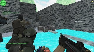 Counter-Strike: Zombie Escape Mod - ze_Jurassicpark_Warz on VHL
