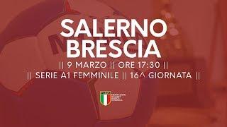 Serie A1F [16^]: Salerno - Brescia 24-20