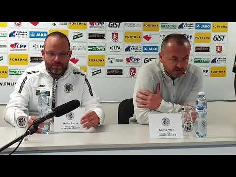 Tisková konference po utkání s FK Varnsdorfem