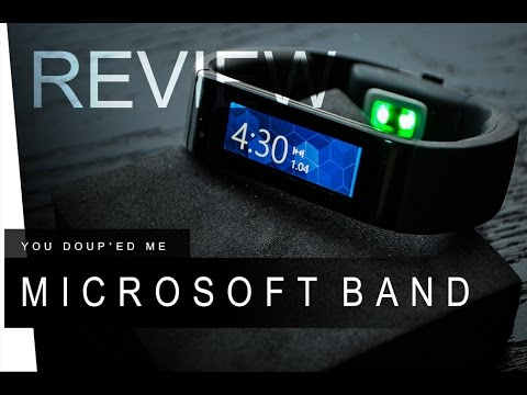 MICROSOFT BAND - Review