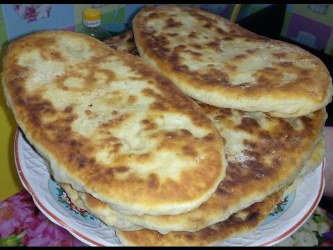 Огромные Жаренные Пирожки с тонким тестом !!!))