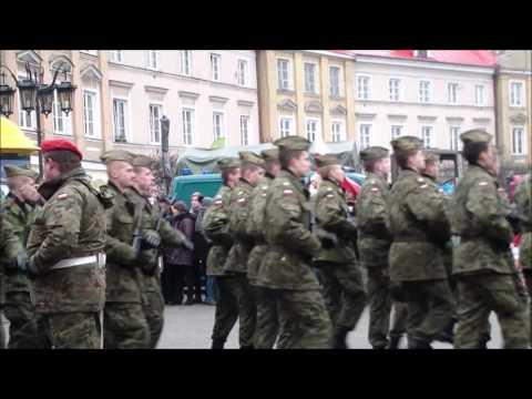 Narodowe Święto Niepodległości W Lublinie - 11.11.2016 - Defilada Kompanii Honorowych