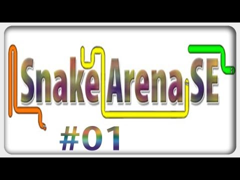 Let's Play: Snake Arena SE #1 [HD] - Need For Eat
