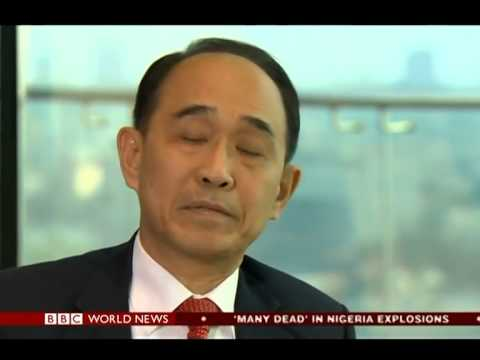 BBC World News - Talking Business with Linda Yueh