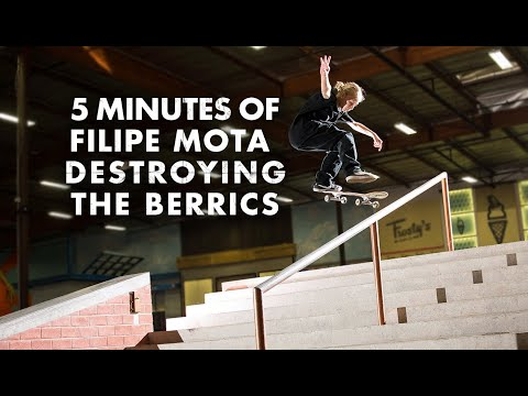 13-Year-Old Destroys The Berrics