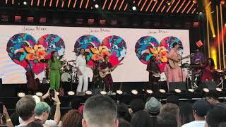 Might As Well Dance - Jason Mraz Jimmy Kimmel Live (7/11/2018)